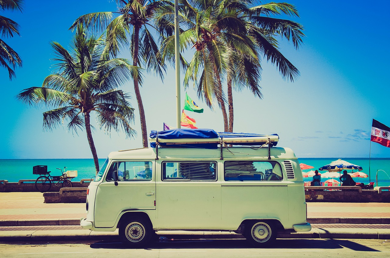 vw camper for travel vacations